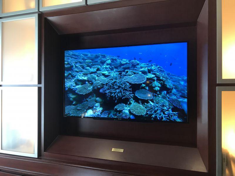 50型液晶テレビ設置(貸切会議室利用可※有料)